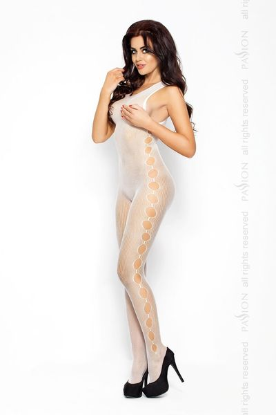 Bodystocking weiß S/M