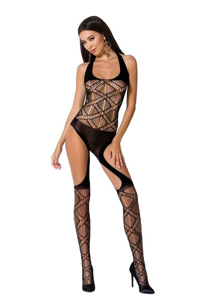 Bodystocking schwarz S/L
